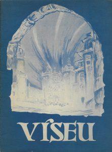 """Capa da Publicação """"Viseu - N.º268""""."""